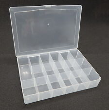 Screw nut bolt beads craft storage box organizer Darice 17 bin 10674 -1