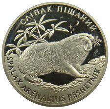 (m52) - Ucraina - 2 Hryvni - 2005-sabbia cieco Mouse-K-N-CDC - unc km # 357