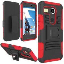 Fundas y carcasas de plástico para teléfonos móviles y PDAs LG