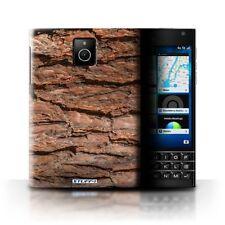 Housses et coques anti-chocs marrons pour téléphone mobile et assistant personnel (PDA) Blackberry