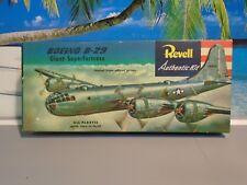 """VINTAGE (1954) REVELL PRE-""""S""""  B-29 GIANT BOMBER KIT !!"""