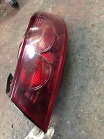 2008 ALFA ROMEO 159 LUSSO SALOON DRIVER RIGHT REAR LIGHT 60691363