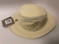 Tilley LTM5 Airflow Hat Natural / Green - 7 5/8