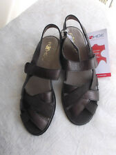 Holiday ?  NEW with TAG Comfortable ROHDE Natural Leather Sandals 4 Quality Buy