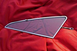 BMW E9 Dreieckfenster Front Right Colour Glasing