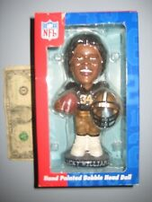 Ricky Williams Football NFL Saints Hand Painted Bobble Head Doll Collectible USA