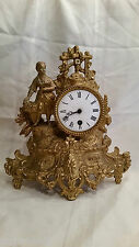 ANTIQUE JAPY FRERES MANTLE CLOCK
