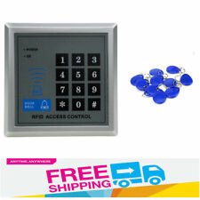 Electronic RFID Proximity Entry Door Lock Access Control System + 10 Key MS