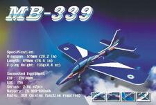 !!! SONDERPREIS !!! ELERC MB-339 EPO KIT - 515 mm -  Jet -  Jetmodell -