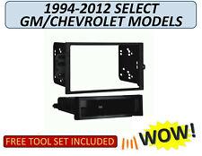 Installation Dash Multi-Kit for Select 1994-2012 GM/Chevrolet Vehicles