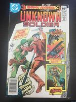 Unknown Soldier (1977 1st Series) #262 VF Very Fine DC Comics Newsstand