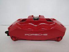 Porsche 958 Cayenne Bremssattel Bremszange hi rechts Rot 7P5615424 95835242461