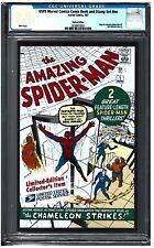 USPS Marvel Comics Comic Book and Stamp Set #NN CGC 9.9 (7/07) Marvel Limited