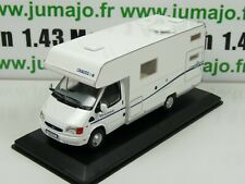 CC50E 1/43 camping cars hachettes : Chausson Welcome 30 2000 Ford Transit
