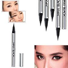 Black Waterproof Eyeliner Liquid Eye Liner Pen Pencil Beauty Makeup Cosmetic IL