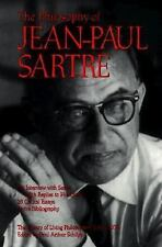 THE PHILOSOPHY OF JEAN-PAUL SARTRE - NEW PAPERBACK BOOK