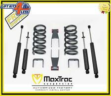 """Maxtrac Suspension K333023 2""""/3"""" Lowering Kit for 1998-2010 Ford Ranger 2WD"""
