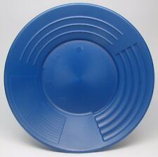 """New 4 Stage 14"""" MARTIN Prospecting GOLD PAN Made In INMAN SC Blue"""