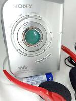 Sony Walkman WM-FX495 AM FM Tuner Radio Personal Portable Cassette Tape Player