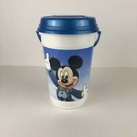"Disneyland Popcorn Bucket w/ Mickey Mouse & the Castle ""Where Dreams Come True"""