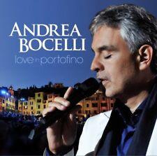Andrea Bocelli Love In Portofino CD & DVD New 2013