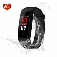 Youngdo Fitness Tracker Heart Rate Monitor Tracker Smart Bracelet Activity Track