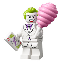 Lego 71026 DC Super Heroes Series Minifigures - The Joker