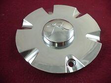 KaRizzma Wheels Chrome Custom Wheel Center Caps # 699-CAP (1 CAP)