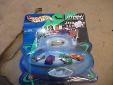 Hot wheels Atomix Justice League 2004+