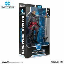 McFarlane Toys DC Multiverse Thomas Wayne Flashpoint Batman (unmasked) Action