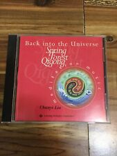 Spring Forest Qigong Chunyi Lin Back into the Universe Meditation Music CD-Red
