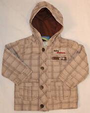 Karierte Baby-Jacken, - Mäntel & -Schneeanzüge für Jungen aus 100% Baumwolle
