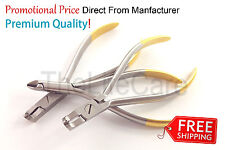 Mini & Standard Distal End Micro Ligature Pin Hard Wire Cutter Orthodontic Plier