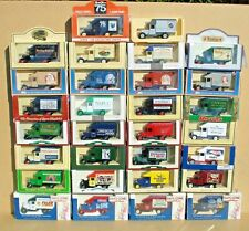 LLEDO DIECAST 1935 MORRIS PARCELS VAN MODELS - CHOOSE FROM LIST LOT 52