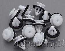 10x Türverkleidung Befestigung Clips Dichtung Mazda 3, 5, 6 CX-7 RX7 - G18K51SJ3