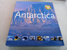 The Complete Story ANTARCTICA McGonical-Woodworth SLIPCASE Includes CD-Rom #6255