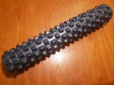 """Rumble Roller Blue 31"""" RumbleRoller Deep Tissue RR316 Foam Massage 6"""" x 31"""""""