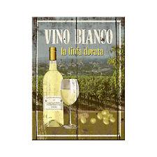 Nostalgic-Art - Magnet 8x6 Cm - Vino Bianco