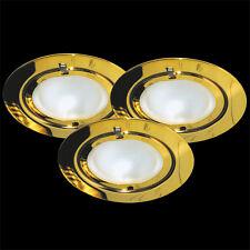 Paulmann 984.77 Möbel Einbauleuchten KLIPP KLAPP Strahler Spots 3x20W Halogen