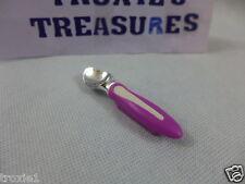 Tupperware Ice Cream Scoop Magnet Mini Purple New Gadget