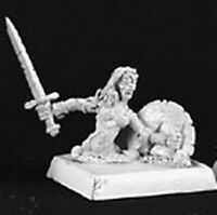 1 x THE CALLED zombie female - WARLORDS REAPER miniature d&d jdr rpg 14427l