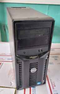 Dell PowerEdge T110 II Server 4-Core 3.60GHz E3-1280v2 16GB RAM 2 x 900Gb HDDs