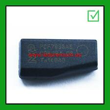 1x TRANSPONDER KEY ID46 HUMMER PCF7936AS T14 TP12 CHIP LLAVE PCF7936 7936 PUCE