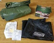 Coleman Quickbed Inflatable Queen Air Mattress With Pump & Carry Bag