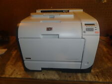 HP Color LaserJet CP2025dn Laser Printer *REFURBISHED* warranty & toner