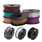 3D Printer Filament 1.75mm/3mm 1kg/2.2lbs ABS/PLA/HIPS/PVA F MakerBot RepRap New