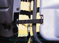 Smittybilt 769401 Door Check Strap Universal//Adjustable//No Drilling Installation