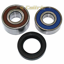 Rear Wheel Ball Bearings Seals Kit Fits HONDA GL1500CF VALKYRIE INTERSTATE 99-01