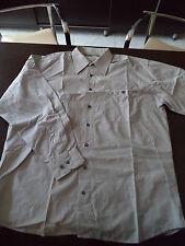 Camisa de manga larga GIORGIO gris claro Talla 41 Pujen y en 2 días en su casa