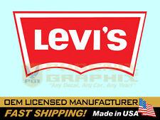 1973 1974 1975 1976 1977 1978 Jeep LEVI'S Fender Decals Kit